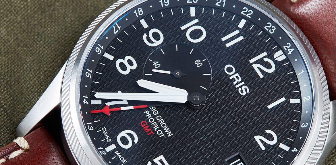 Oris Big Crown ProPilot 56th Reno Air Races Limited Edition 01 748 7710 4184-Set
