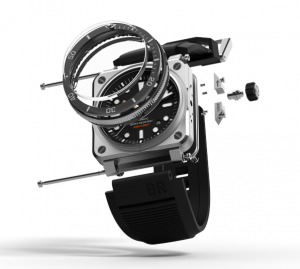 Bell & Ross BR 03-92 Diver Movement