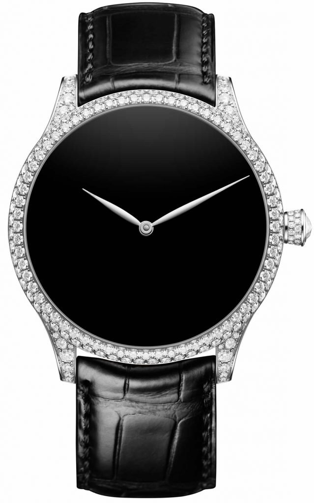The Venturer Concept Vantablack® Diamonds from H. Moser & Cie.