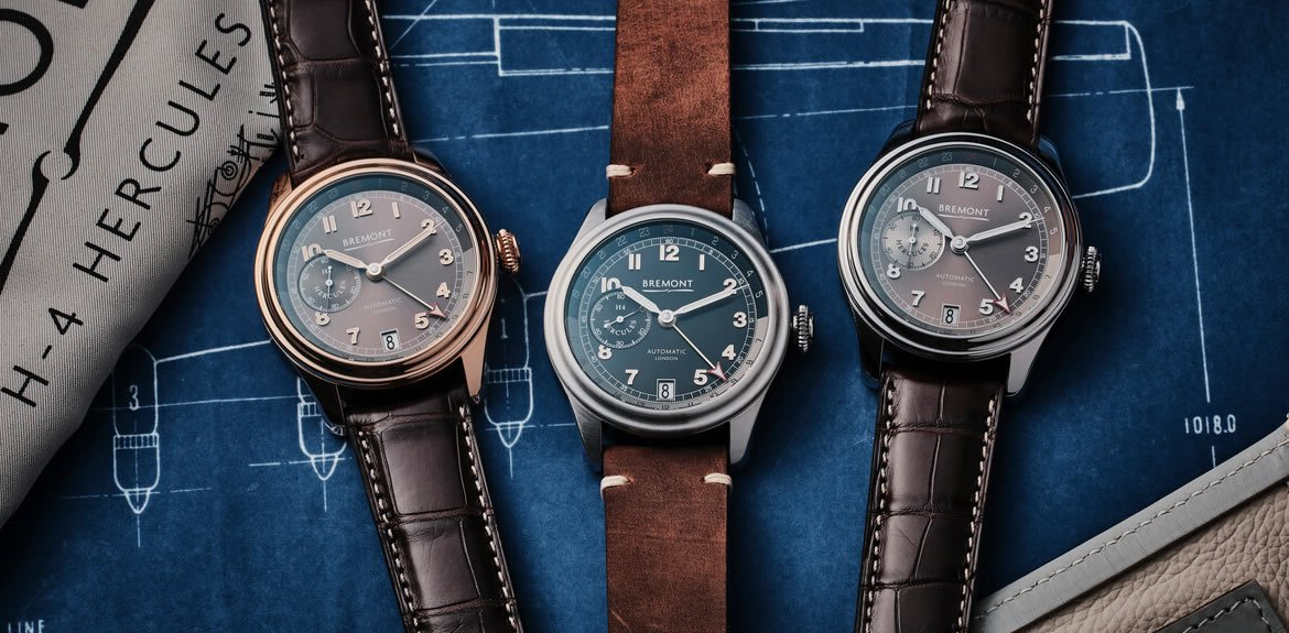 Bremont Hercules Collection