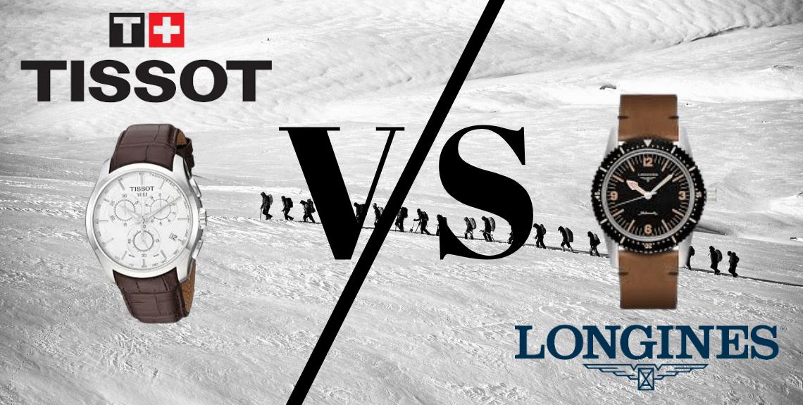 Longines vs Tissot
