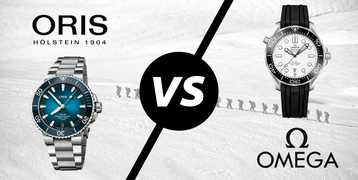 oris vs omega
