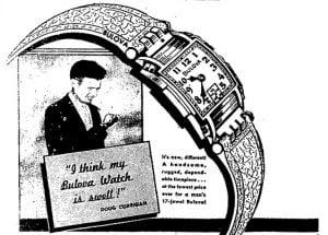 Bulova History