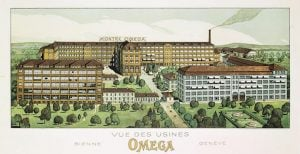 Omega Factory
