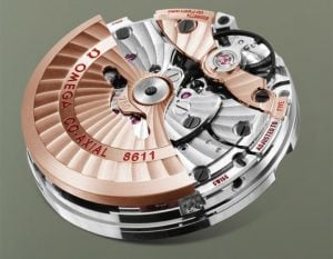 Omega Coaxial Movement