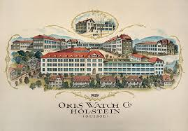 Oris History