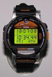 Timex Ironman, Seiko vs. timex