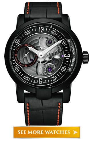 Armin Strom Gravity Collection