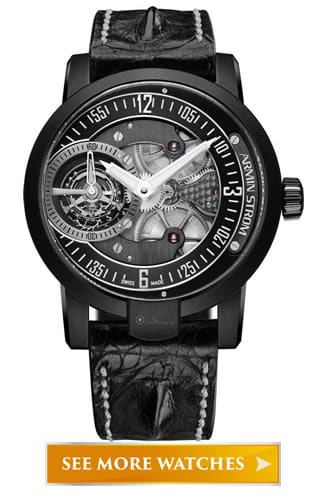 Armin Strom Tourbillon Collection