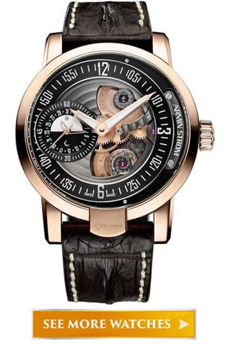 Armin Strom Gravity Date Collection