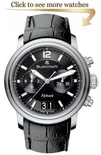 Blancpain Leman