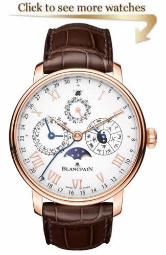 Blancpain Novelties