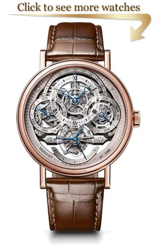 Breguet Grand Complications Collection