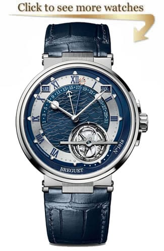 Breguet Novelties