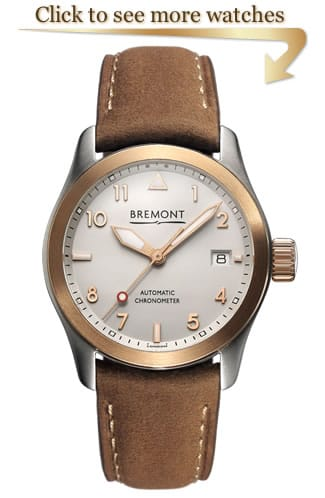 Bremont Solo 37 Collection