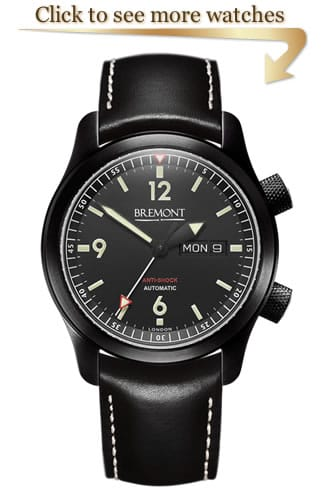 Bremont U-2 Collection