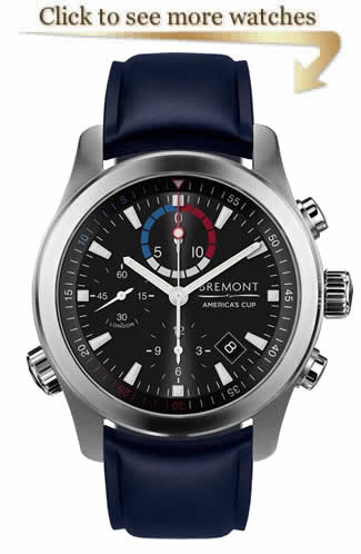 Bremont America's Cup
