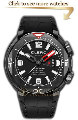 Clerc Hydroscaph H1 Collection