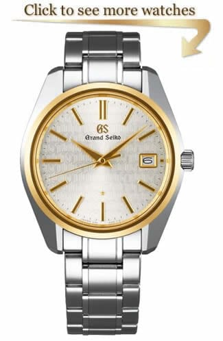 Grand Seiko Quartz Caliber 9F Series