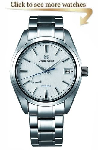 Grand Seiko Spring Drive Caliber 9R Series