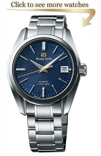 Grand Seiko Mechanical Caliber 9S Series