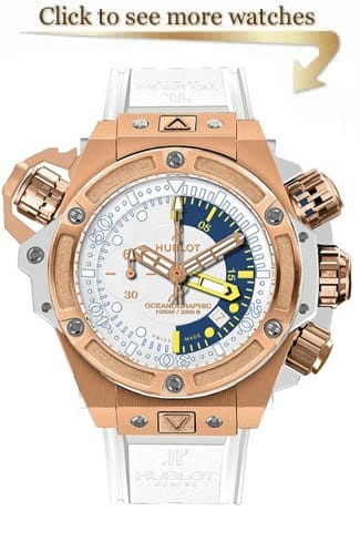 Hublot King Power Collection
