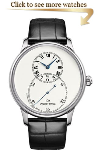 Jaquet Droz Grande Seconde Watches