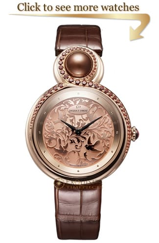 Jaquet Droz lady 8 Collection