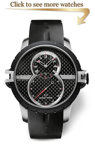 Jaquet Droz Sport Watch Collection