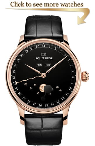 Jaquet Droz Astrale Collection