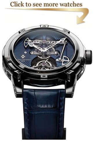 Louis Moinet Extraordinary Watches