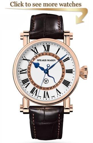 Speake Marin Serpent Calendar Watches