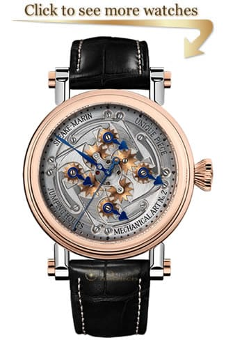 Speake Marin Jumping Hours Watches