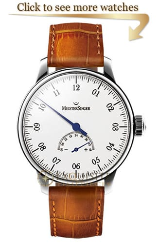 MeisterSinger Unomatik Collection