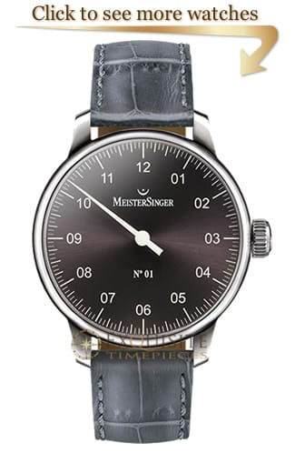 MeisterSinger N° 01 Collection
