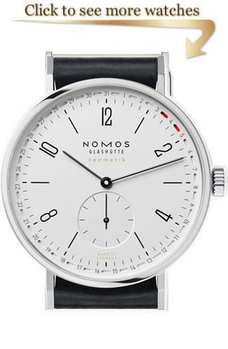 NOMOS Glashütte Basel World 2017 Novelties