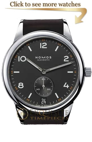 NOMOS Glashütte Club Watches