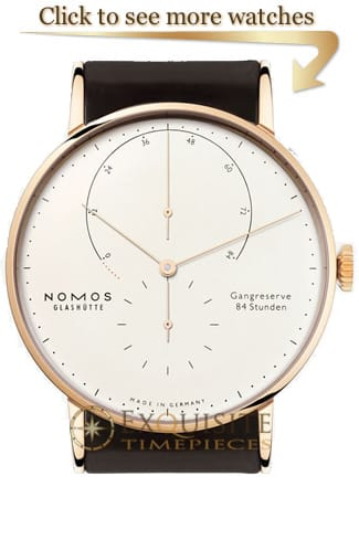 NOMOS Glashütte Lambda Watches
