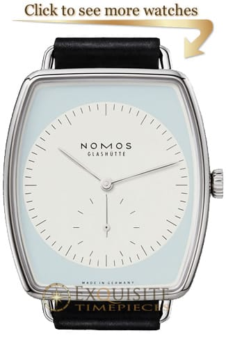 NOMOS Glashütte Lux Watches