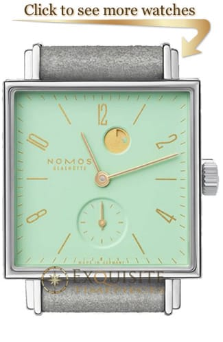 NOMOS Glashütte Tetra Watches