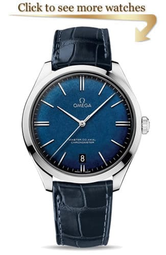 Omega Limited Editions