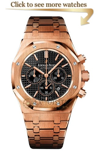 Audemars Piguet Royal Oak Collection