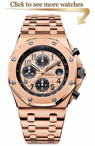 Audemars Piguet Royal Oak Offsore Collection