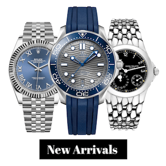 Latest Pre-owned Watches
