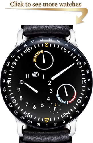 Ressence Type 3 Watches