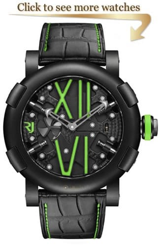 Romain Jerome Sea Titanic