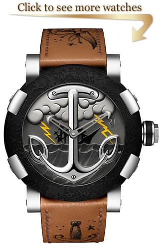 Romain Jerome Tattoo DNA