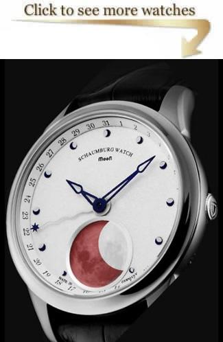 Schaumburg Watch Perpetual Moon