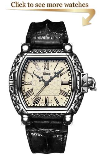 Strom Agonium Memento Mori Watches