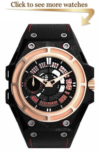 Linde Werdelin SpidoLite Collection
